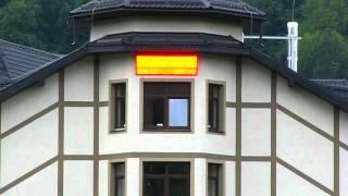 Cвітлодіодне табло GT м. Яремче SPA Hotel ROMANTIK(, 2012-09-04T07:52:30.000Z)