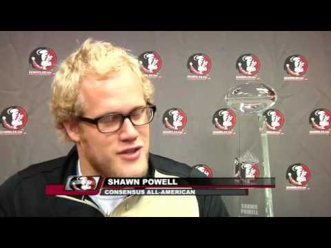 Shawn Powell Wins 2011 CFPA Punter of the Year