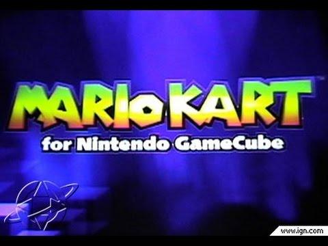 Mario Kart For Nintendo GameCube (Mario Kart: Double Dash!! Beta) - Tech Demo (E3 2000)