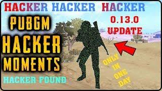 HACKER FOUND IN 0.13.0 UPDATE | PUBG MOBILE HACKER | USE HEADPHONES🎧