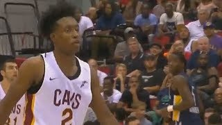 Collin Sexton Turns Into Kyrie Irving vs Pacers! 2018 NBA Summer League