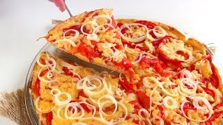 """Пицца  """"СИНЬОРИНА"""" / Простой рецепт"""