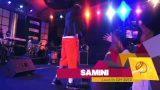 Samini - Performs