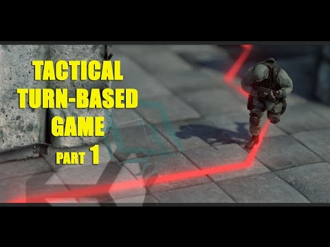 Unity 5 Tutorial Tactical Turn Based Game Part 1 Basic Grid Movement