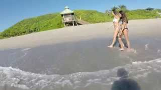 Beach Detecting ~ Excalibur II ~ GoPro ~ Bikini ~ Anderson Shaft