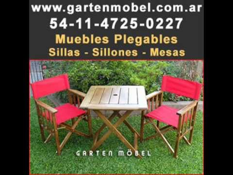 Garten mobel fabrica de muebles de jardin y para bar youtube for Fabrica de muebles para jardin