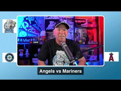 Los Angeles Angels vs Seattle Mariners Free Pick 8/28/20 MLB Pick and Prediction MLB Tips