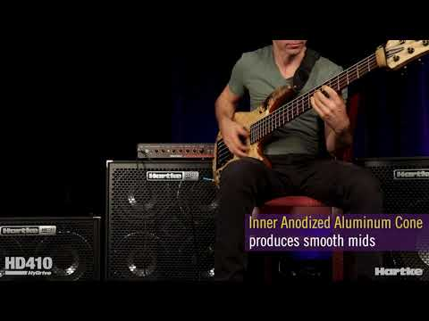 Hartke HyDrive HD410 Overview and Demo