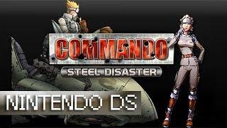 Commando: Steel Disaster - Nintendo DS