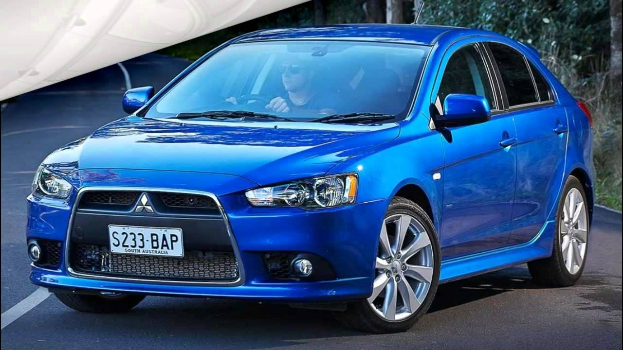 Lancer Gt 2018 >> 2015 Mitsubishi Lancer Sportback Review Concept To 2018 Youtube
