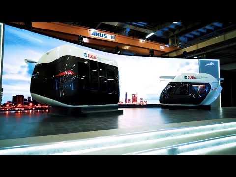 🎥 Dubai Media Ofiice,  SkyWay Sky Pods