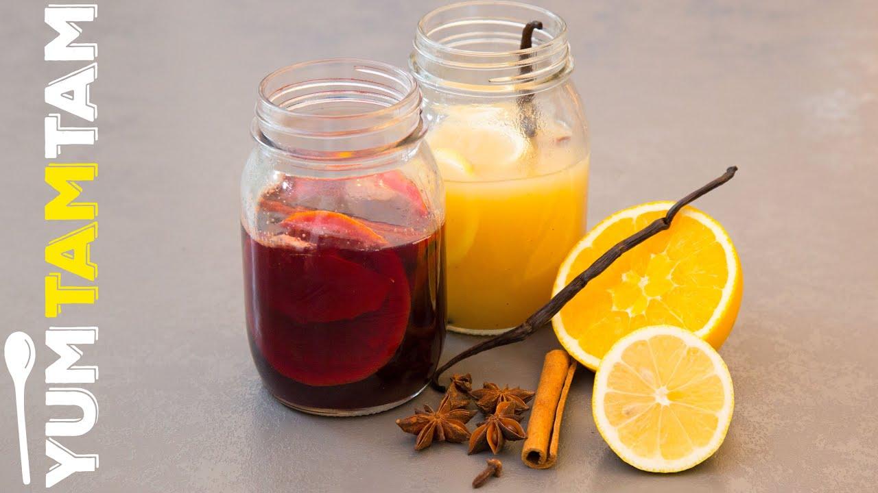 Punsch // Heiße Getränke für kalte Tage // #yumtamtam - YouTube