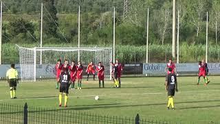 Campionato Seconda Categoria 2019/2020 4a giornata: Acciaiolo - Ardenza (sintesi)