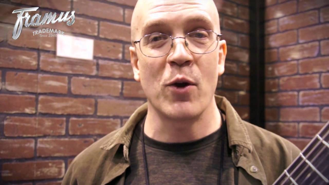 framus namm 2014 devin townsend and his new custom shop mayfield youtube. Black Bedroom Furniture Sets. Home Design Ideas