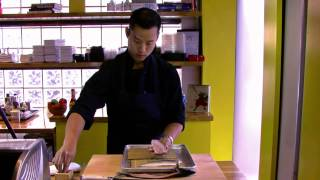 How to breakdown, cure and pickle whole norweigen mackerel for sushi and sashimi