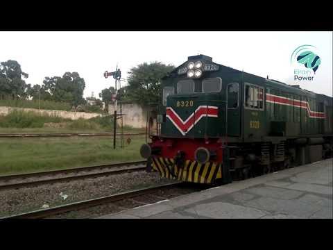 IBP Rawalpindi to Jhelum on a Train, Trip 1
