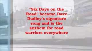 Paul Davis - Six Days on the Road (Official Lyric Video)