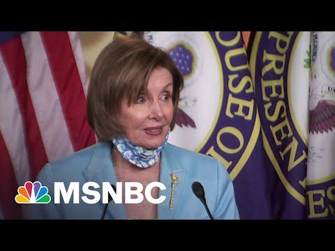 Pelosi Calls Jan. 6 Commission Bill A 'Remarkable Achievement'