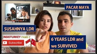 INDONESIA TURKEY LDR STORY | LONG DISTANCE RELATIONSHIP CHALLENGES | SUBTITLE INDONESIA