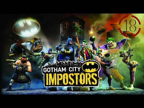 Gotham City impostors - 01 - The New Guys
