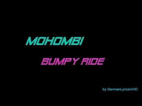 Mohombi - Bumpy Ride Lyrics on screen [Full HD, HQ]