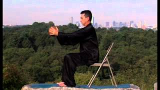 Tai Chi Ball follow-along exercise (from Sunrise Tai Chi DVD) Ramel Rones