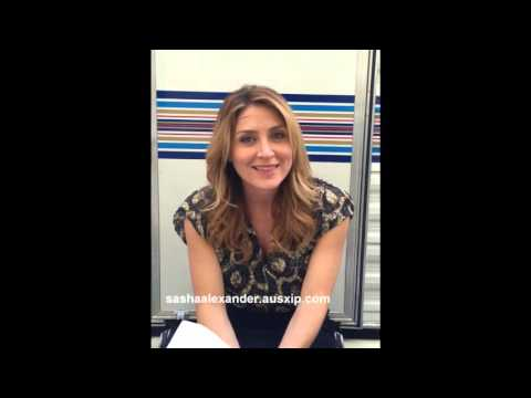 AUSXIP Exclusive interview with Sasha Alexander