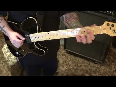 VINCE GILL - ONE MORE LAST CHANCE - CVT Guitar Lesson by Mike Gross