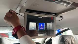 วิธีการเชื่อมต่อสายDongle ในรถ New Pajero Sport 2020 กับระบบAndroid