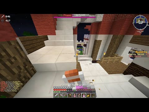 Minecraft Annihilation - Strength Rush #13 Wreckless [PlanB]