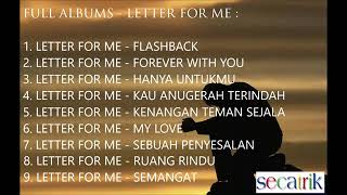 Letter For Me