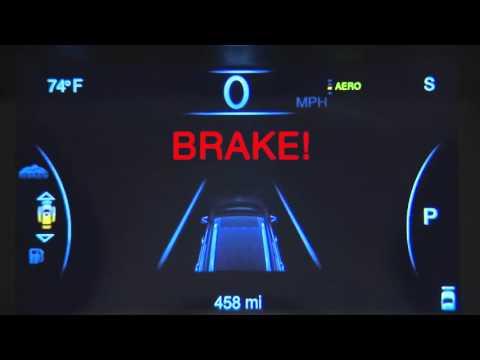 2016 Jeep Grand Cherokee   Forward Collision Warning