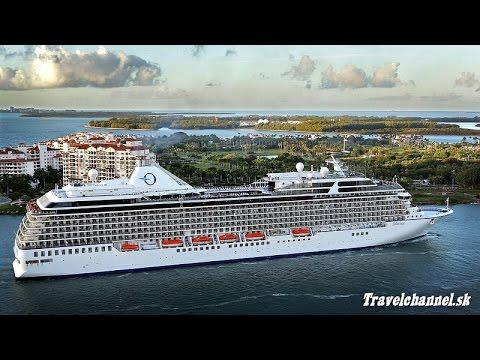 Luxusné výletné plavby s flotilou Oceania Cruises (CK Cestovný GURU)