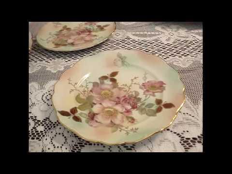 Wild Rose By Schumann | Fine German China Series