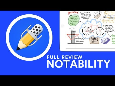 Notability Review: Popular iOS Note-Taking App (Tour 2019)
