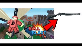 Roblox Ball Blast stream - SHOTGUN UPDATE!!!