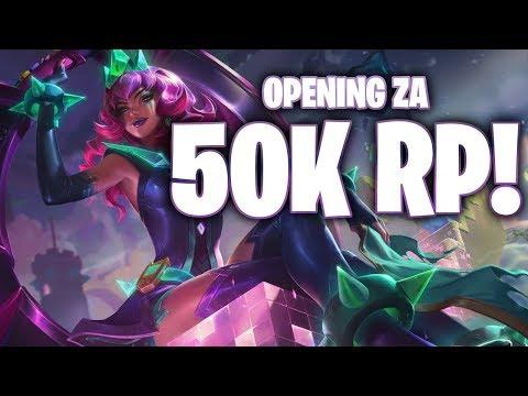 OPENING ZA 50K RP!