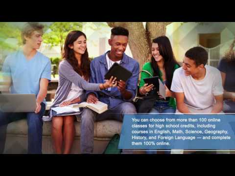 Earn High School Credits Online at The American Academy