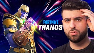 THANOS Just Got Leaked in Fortnite Season 5....