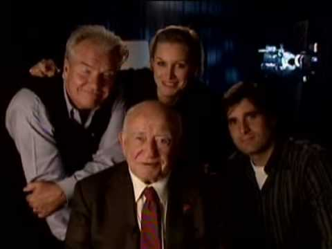 Ed Asner, Peter Jason, Alice Evans Thank the Troops - YouTube
