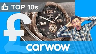 Optional extras that cost more than actual cars | Top10s