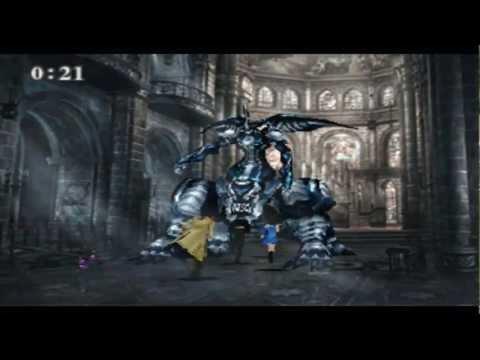 Final Fantasy VIII - Parte 99 - El Jefazo más fuerte Ente Omega