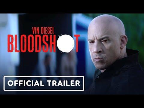 Tone Kapone - Vin Diesel Bloodshot ---Looks Great!!!