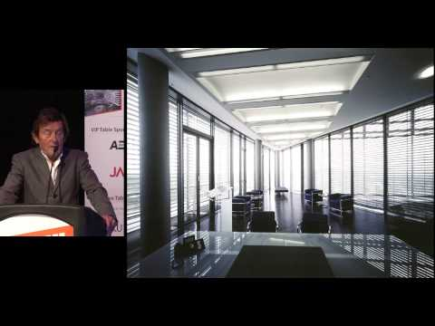 CTBUH 13th Annual Awards - Helmut Jahn, The Post Tower, Bonn