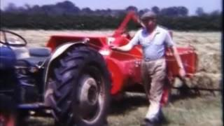 Hay Making 1966 Warp Farm, Yorkshire