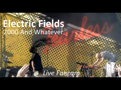 Electric Fields. 2000 And Whatever. Live at Sydney Mardi Gras Fair [fancam]