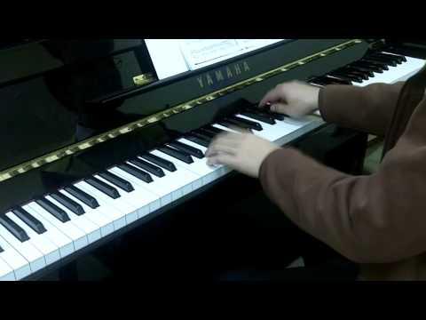 LCM Piano 2006-2012 Grade 3 C3 Seiber Jezz-Etudiette
