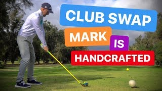 CLUB SWAP MARK IS HANDCRAFTED