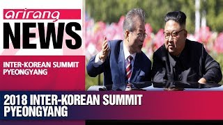 Video President Moon Jae-in in Pyeongyang, holds first round of summit with Kim Jong-un download MP3, 3GP, MP4, WEBM, AVI, FLV September 2018