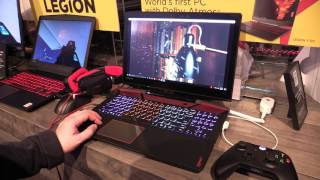 Lenovo Legion Y720 Gaming-Laptop | English
